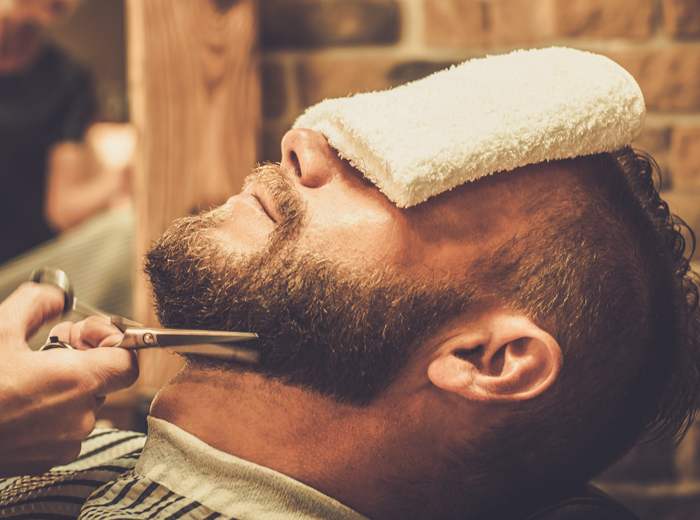 Men's Barbershop Services